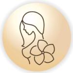 nőgyógyászat ikon, hattyú medicina